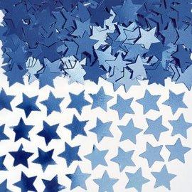 Blue Mini Stars Confetti