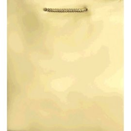 Gold Matte Jumbo Gift Bag