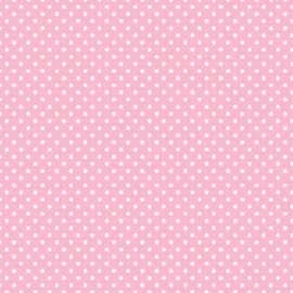 Small Dot - New Pink Printed Jumbo Gift Wrap