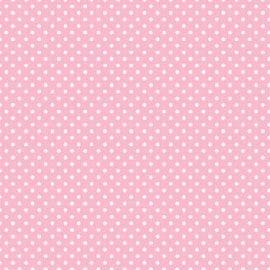 Small Dot - New Pink Printed Jumbo Gift Wrap