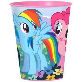 My Little Pony Friendship Plastic Favor Cup, 16oz