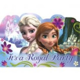©Disney Frozen Invitations 8CT