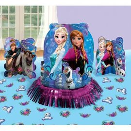 ©Disney Frozen Magic Table Decorating Kit SALE