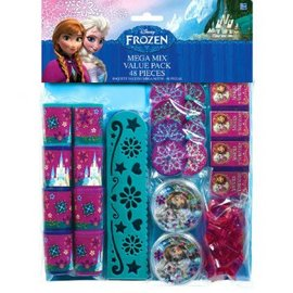 ©Disney Frozen Mega Mix Value Pack Favors 48 piece