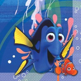 ©Disney/Pixar Finding Dory Luncheon Napkins, 16ct- Clearance