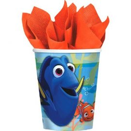©Disney/Pixar Finding Dory Cups, 9 oz. 8ct- Clearance
