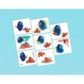 ©Disney/Pixar Finding Dory Tattoos, 16ct- Clearance