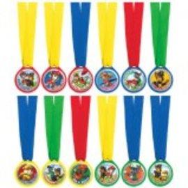 Paw Patrol™ Mini Award Medals-12ct