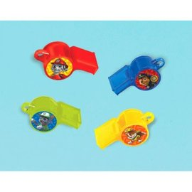 Packaged Whistles Paw Patrol 12Ct