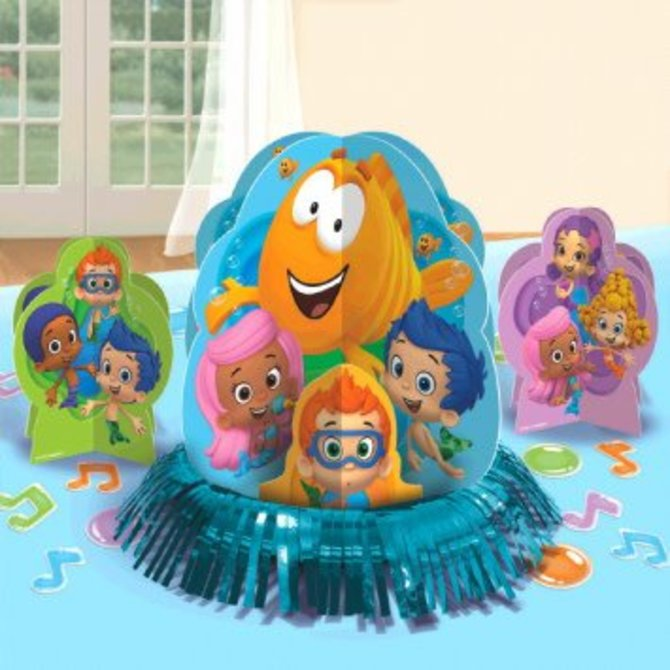 Bubble Guppies Table Decorating Kit - Clearance
