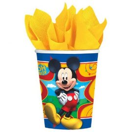©Disney Mickey Mouse Cups, 9 oz. 8ct.