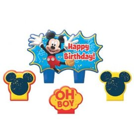 ©Disney Mickey Mouse Mini Molded Cake Candles