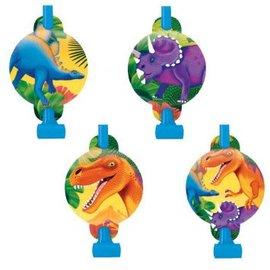 Prehistoric Dinosaurs Blowouts 8ct.