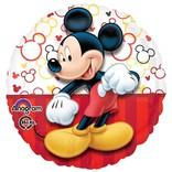 """Mickey Portrait Balloon, 18"""""""