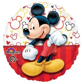 "Mickey Portrait Balloon, 18"" (#131)"