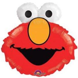"Elmo Head Balloon, 20"" (#142)"
