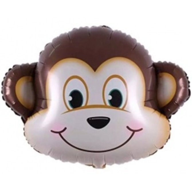 """Mischievous Monkey Balloon, 30"""""""