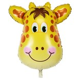 Jolly Giraffe Balloon, 32""