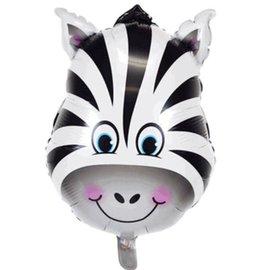 "Zany Zebra Balloon, 32"" (#156)"