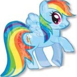 "My Little Pony Dash Balloon, 28"" (#165)"