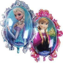 """Disney Frozen Princesses Balloon, 31"""""""