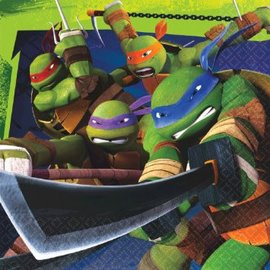 TMNT™ Luncheon Napkins-16ct