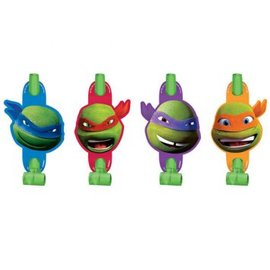TMNT™ Blowouts 8ct. - Clearance