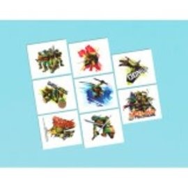 TMNT Tatoos 16ct - Clearance