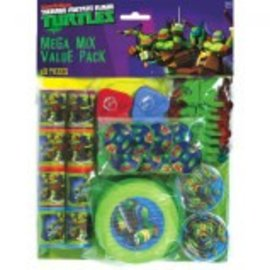 TMNT™ 48‑Piece Favor Pack - Clearance