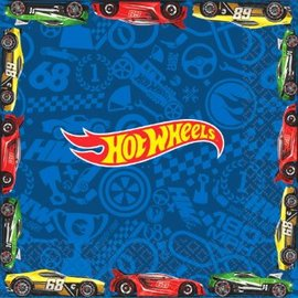 Hot Wheels Wild Racer™ Luncheon Napkins 16ct.