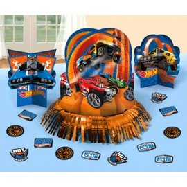 Hot Wheels Wild Racer™ Table Decorating Kit