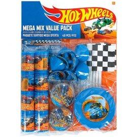 Hot Wheels Wild Racer™ Mega Mix Value Pack Favors - 48 piece