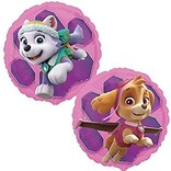 Paw Patrol Skye/Everest Balloon, 18""