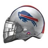 Buffalo Bills Helmet Foil Balloon, 21""