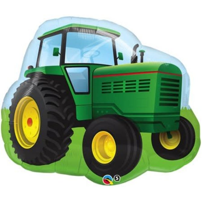 Farm Tractor Balloon, 34""