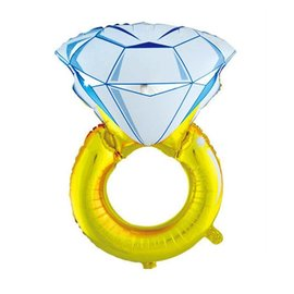 "Wedding Ring Balloon, 37"" (#220)"