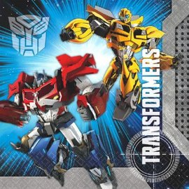 Transformers™ Luncheon Napkins-16ct