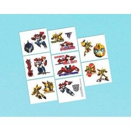 Transformers™ Tattoo Favors