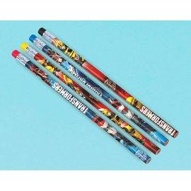 Transformers™ Pencil Favors