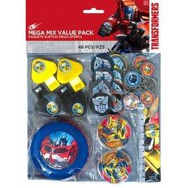 Transformers™ Mega Mix Value Pack Favors