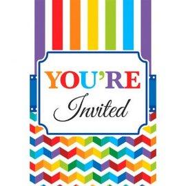 Bright Birthday Value Pack Postcard Invitations, 20ct