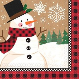 Winter Wonder Luncheon Napkin 16ct. CLEARANCE 50% OFF