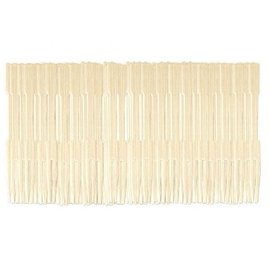 Bamboo Cocktail Forks 70ct