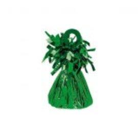 Small Foil Balloon Weight - Green