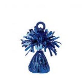 Small Foil Balloon Weight- Blue
