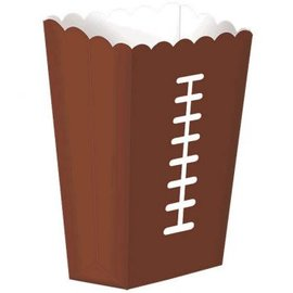 Snack Box Football- Large 8 Count