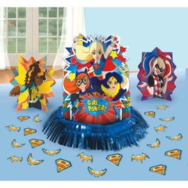 DC Super Hero Girls™ Table Decorating Kit