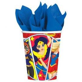 DC Super Hero Girls™ Cups, 9 oz. 8ct
