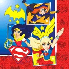 DC Super Hero Girls™ Luncheon Napkins, 16ct