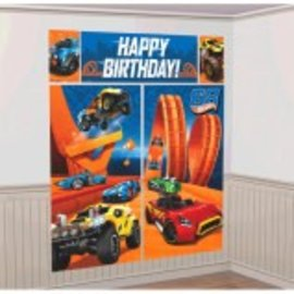 Scene Stter Hot Wheels Wld Rcr